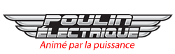 Poulin Electrique | Best electrical company in Montreal logo